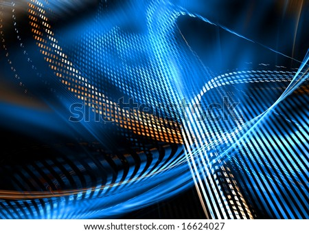 abtract futuristic background texture - stock photo