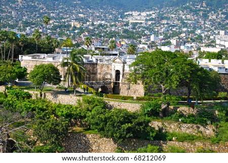 Acapulco, Mexico - stock photo