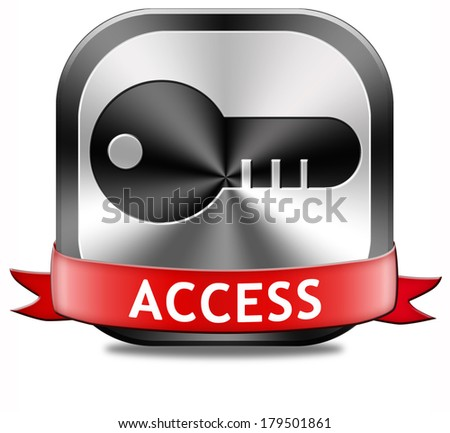 how to add a password to a button in access
