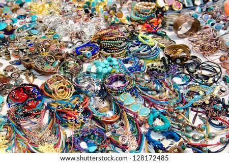 Accessories shop - stock photo