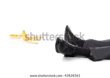Accident - stock photo