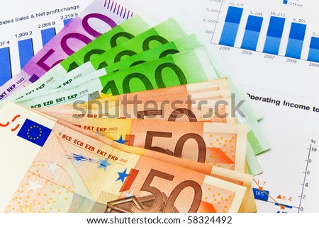Accounting concept - stock photo