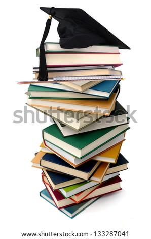 Achievement successfully degree school - stock photo