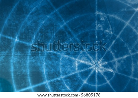 Achieving and Focus on Your Goal Abstract - stock photo