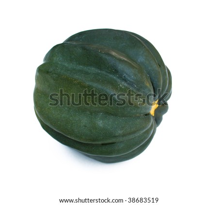 Acorn squash - stock photo