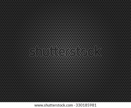 acoustic speaker grille texture background illustration - stock photo