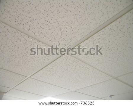 Acoustical Tile 2 - stock photo