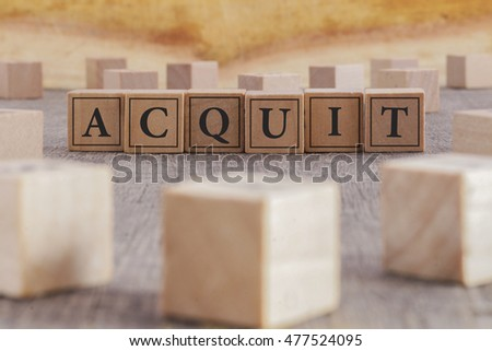Acquit | Definition of Acquit by Merriam-Webster