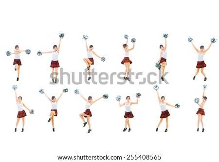 Active Group Team Achievement  - stock photo