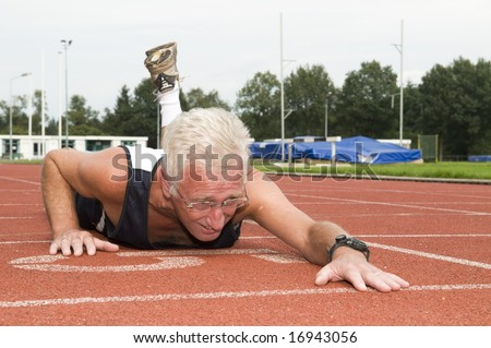 Exhausted Runner Stock Photos, Images, & Pictures ...