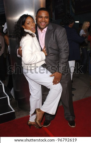 Kellita Smith and husband