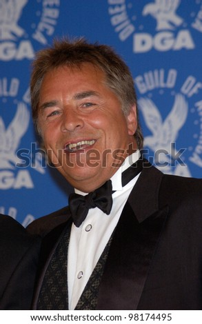 Actor DON JOHNSON at the 54th Annual Directors Guild Awards in Beverly Hills.  09MAR2002.   Paul Smith / Featureflash