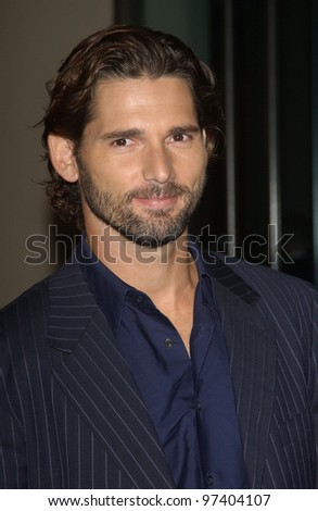 Actor ERIC BANA at the 2003 Hollywood Awards at the Beverly Hills Hilton. Oct 20, 2003  Paul Smith / Featureflash