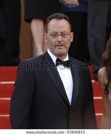 "Actor JEAN RENO at the gala screening of ""The Da Vinci Code"" at the 59th Annual International Film Festival de Cannes. May 17, 2006  Cannes, France.  2006 Paul Smith / Featureflash"