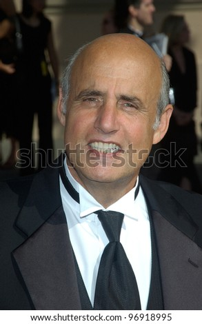 Actor JEFFREY TAMBOR at the 2004 Primetime Creative Arts Emmy Awards at the Shrine Auditorium, Los Angeles. September 12, 2004