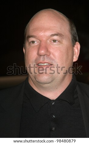 Actor JOHN CARROLL LYNCH at the world premiere  in Los Angeles  of his    John Carroll Lynch Gothika
