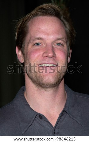 Actor MATT LETSCHER at the Los Angeles premiere of his new TV movie When Billie Beat Bobby. 04APR2001.    Paul Smith/Featureflash