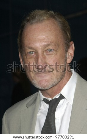 Actor ROBERT ENGLUND at the world premiere, in Hollywood, of his new movie Freddy vs. Jason. Aug 13, 2003  Paul Smith / Featureflash