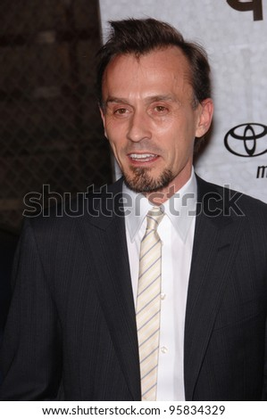 Actor ROBERT KNEPPER at the end of season party for the TV series Prison Break. April 27, 2006  Los Angeles, CA  2006 Paul Smith / Featureflash