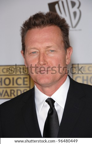 Actor ROBERT PATRICK at the 11th Annual Critics' Choice Awards in Santa Monica, presented by the Broadcast Film Critics Association. January 9, 2006  Santa Monica, CA  2006 Paul Smith / Featureflash - stock photo