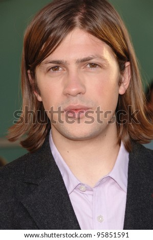 "Actor TREVOR FEHRMAN at the Los Angeles premiere of his new movie ""Clerks II"". July 11, 2006  Los Angeles, CA  2006 Paul Smith / Featureflash"