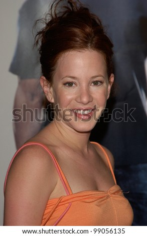 Actress AMY DAVIDSON at the world premiere, in Hollywood, of Walking Tall. March - stock-photo-actress-amy-davidson-at-the-world-premiere-in-hollywood-of-walking-tall-march-99056135