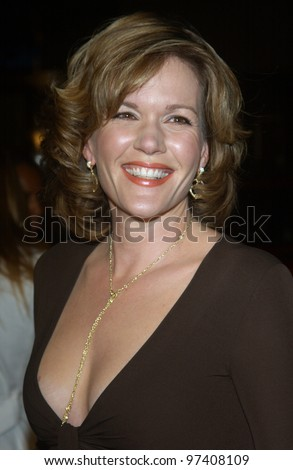 Actress CATHERINE DENT at the Los Angeles premiere of her new movie 21 Grams. November 6, 2003  Paul Smith / Featureflash