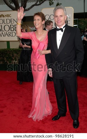 Jamie lee curtis stock images royalty free images for Jamie lee curtis husband christopher guest