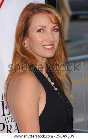 "Actress JANE SEYMOUR at the Los Angeles Film Festival premiere of ""The Devil Wears Prada"". June 22, 2006  Los Angeles, CA  2006 Paul Smith / Featureflash"