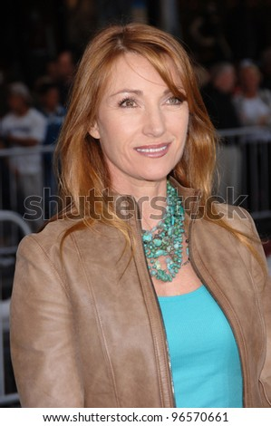 "Actress JANE SEYMOUR at the world premiere of ""Ice Age: The Meltdown"" at the Grauman's Chinese Theatre, Hollywood. March 19, 2006  Los Angeles, CA.  2006 Paul Smith / Featureflash"