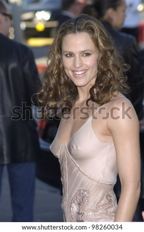 Jennifer Garner Daredevil Premiere Actress JENNIFE...