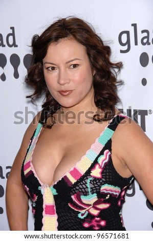 Actress JENNIFER TILLY at the 17th Annual GLAAD (Gay & Lesbian Alliance Against Defamation) Media Awards at the Kodek Theatre, Hollywood. April 8, 2006  Los Angeles, CA  2006 Paul Smith / Featureflash - stock photo