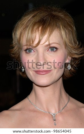 Actress JOAN ALLEN at the 53rd Annual Directors Guild of America Awards in Los Angeles.  Paul Smith/Featureflash