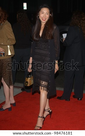 Actress JODI LONG at the world premiere of Intolerable Cruelty, in Beverly Hills. Sept 30, 2003  Paul Smith / Featureflash