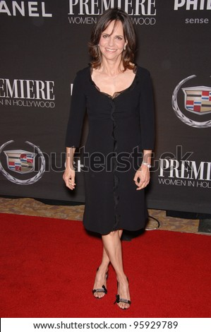Actress SALLY FIELD at the 13th Annual Premiere Magazine Women in Hollywood gala at the Beverly Hills Hotel. September 20, 2006  Los Angeles, CA  2006 Paul Smith / Featureflash - stock photo
