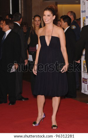 Actress SANDRA BULLOCK at the 9th Annual Hollywood Awards Gala at the Beverly Hilton Hotel.  October 24, 2005 Beverly Hills, CA.  2005 Paul Smith / Featureflash