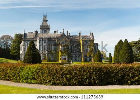 Adare manor , Co. Limerick, Ireland - stock photo
