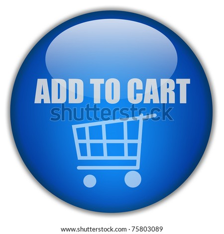 Add to cart - stock photo