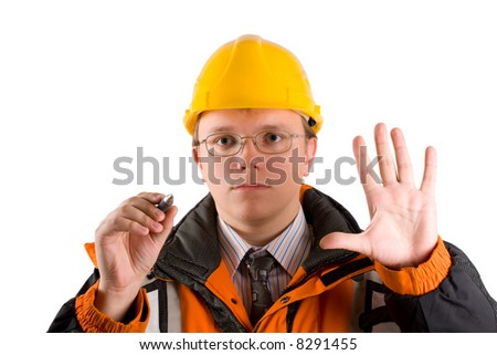 add your business chart - stock photo