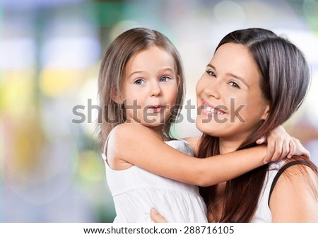 Adorable, affection, baby. - stock photo
