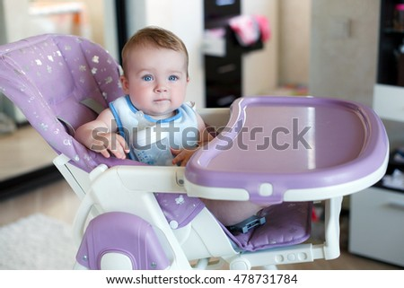 Funny Baby Drinking