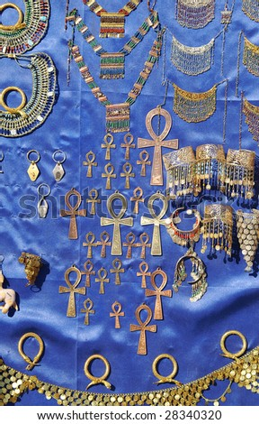 adornment, belly dance - stock photo