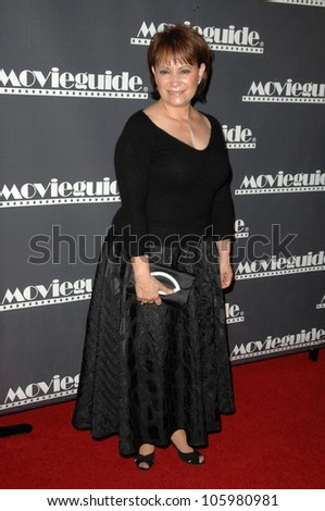 Adriana Barraza  at the 17th Annual Movieguide Faith and Values Awards Gala. Beverly Hilton Hotel, Beverly Hills, CA. 02-11-09