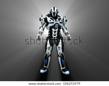3d robot stock photos images pictures shutterstock for Monster advanced search