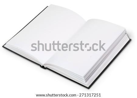 Advertise, background, blank. - stock photo