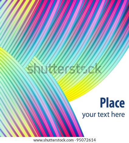 Advertisement Background Stock Illustration 95072614