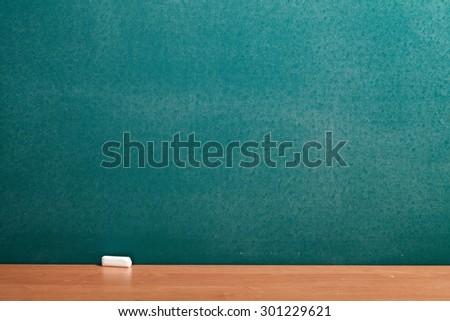 Advertising, background, blackboard. - stock photo