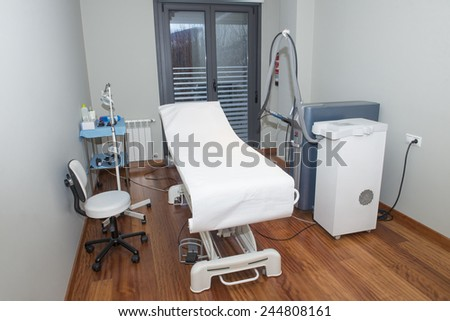 aesthetic therapy unit