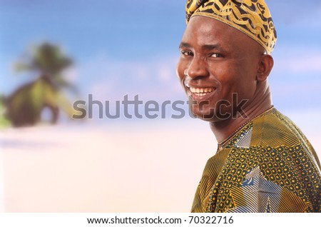 african american - stock photo