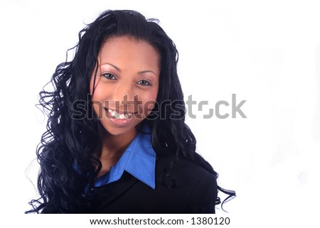 African American Business Woman
